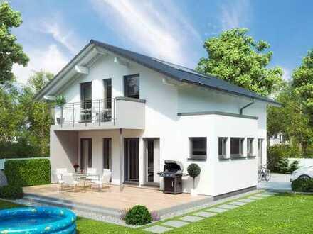 KfW55-Einfamilienhaus neu bauen - Wertheim/Dietenhan