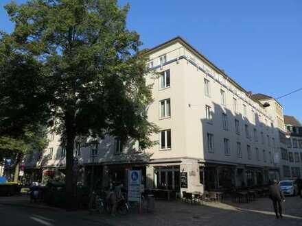 Wunderschöne, sanierte 3-Zimmerwohnung direkt am Bielefelder Altmarkt