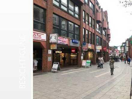 TOP - Komplett sanierte 4 Zimmer Eigentumswohnung in der Bergedorfer Fußgängerzone