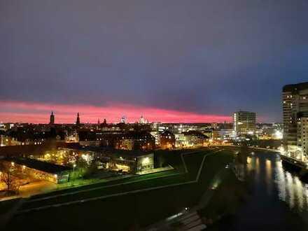 Wohnen über den Dächern von Hannover