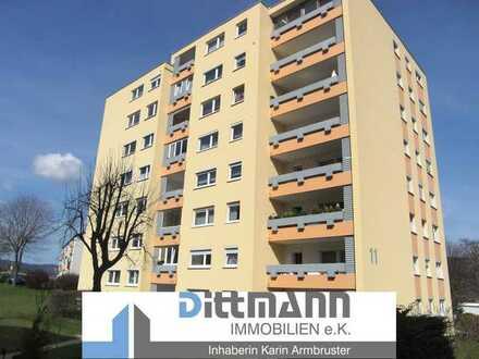 2 ½ -Zimmer-Wohnung mit Balkon in Ebingen
