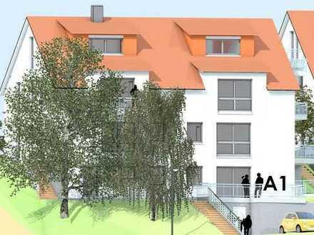 Ein Highlight zum Verkaufsende: großzügige, barrierefreie 2,5-Zi-ETW, ca. 92 qm, mit 2 Terrassen