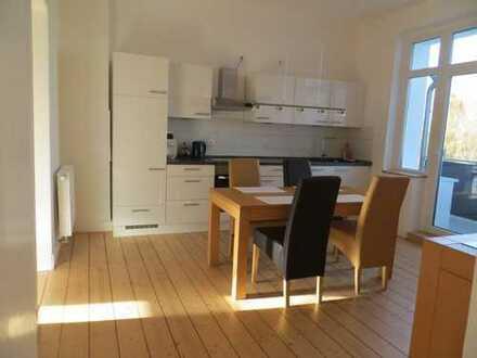 Vollständig renovierte, möblierte 2-Zimmer Altbauwohnung in Dortmund-Süd