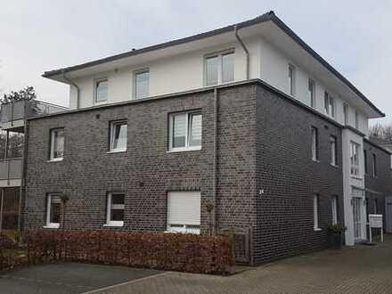Ansprechende 3-Zimmer-Penthouse-Wohnung mit Balkon und EBK am Emssee in Warendorf