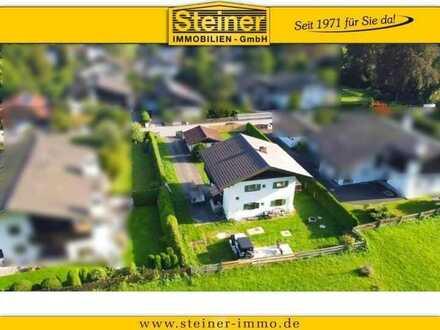 Traum-Grundstück mit ca. 930 m² , 2-Familien-Jagd-Landhaus, Garagen/Stellplätze
