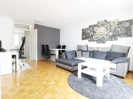Gut geschnittene 2-Zimmer-Wohnung mit Balkon und Tiefgaragenstellplatz