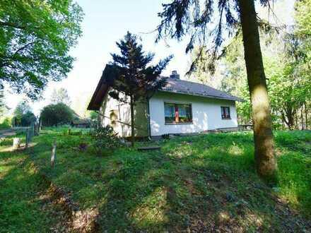 Urlaubsfeeling garantiert - Traumhaftes Wochenendhaus in der Westpfalz
