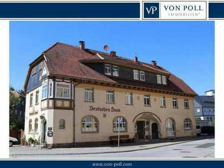 Wohn- und Geschäftshaus Cunewalde