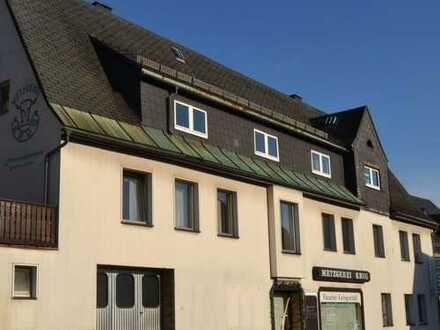 Wohnen und Arbeiten unter einem Dach in Fichtelberg
