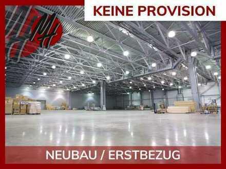 PROVISIONSFREI! NEUBAU/ERSTBEZUG! Lager-/Logistikflächen (ca. 10.400 qm) zu vermieten