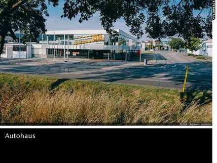Großzügiges Autohaus zur Miete in Emmendingen