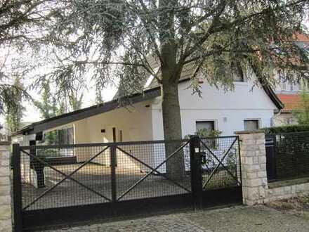 Exklusivlage Dahlem - Entzückendes Einfamilienhaus mit Wintergarten, zwei Terrassen und Carport