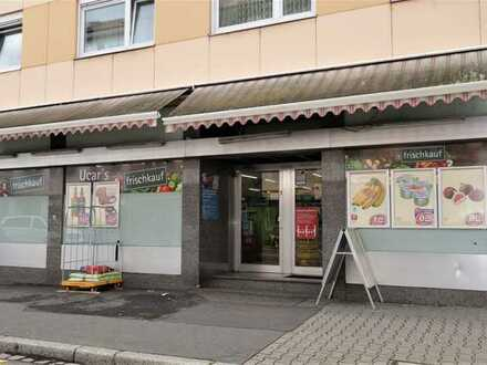 Supermarkt in Citylage