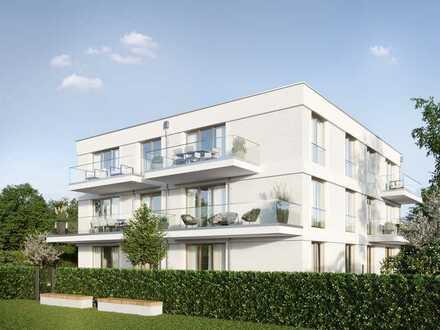 Moderne 2-Zimmer-Dachgeschosswohnung mit Balkon - Am Puls der Stadt und der Natur