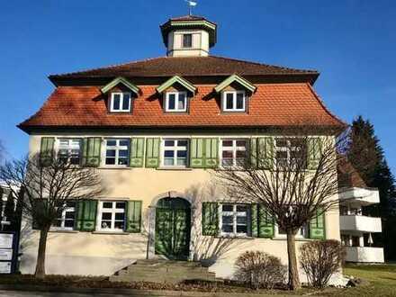 Attraktive Büroräume mit besonderem Ambiente in Tettnang -Stadtmitte