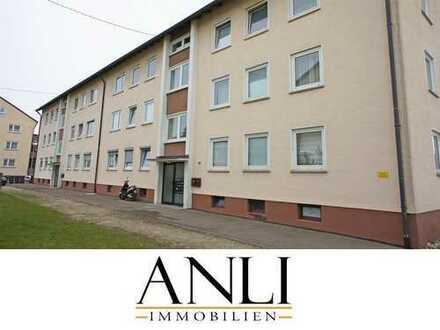 ZENTRALE 4,5 Zimmer Wohnung mit Balkon und 2 Stellplätzen mitten in Senden