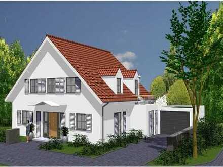 Großes gemütliches Einfamilienhaus - am Wald und doch zentral! Massives Markenhaus!