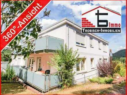 Möblierte Wohlfühl-Wohnung mit Terrasse am Waldrand | 3ZKB