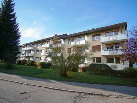 Vermietete 3-Zimmer-Wohnung in Villingen - Goldenbühl