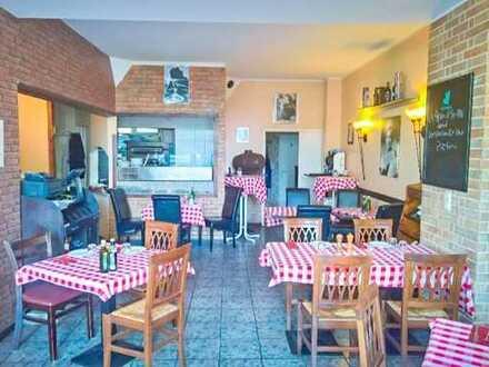 Traditionelles italienisches Restaurant in schöner Ehrenfeld-Lage