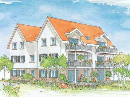 Wohnen in bester Lage - 3-Zimmer Dachgeschoss mit Komfortausstattung