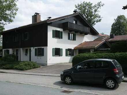 Schöne Doppelhaushälfte in Miesbach in zentraler Lage
