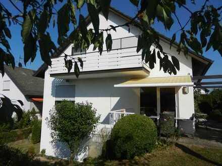 freistehendes Einfamilienhaus in sonniger und ruhiger Lage in Weil der Stadt