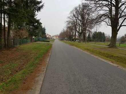 *reserviert* Baugrundstück mit freiem Blick in Rüdersdorf