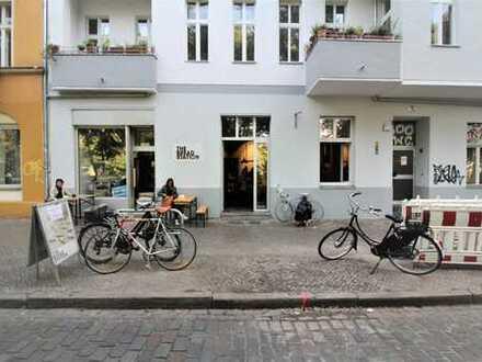 Neukölln: Maybachufer: Gastro-/Einzelhandelsfläche am Landwehrkanal, ca. 108 m² per 01.11.2019