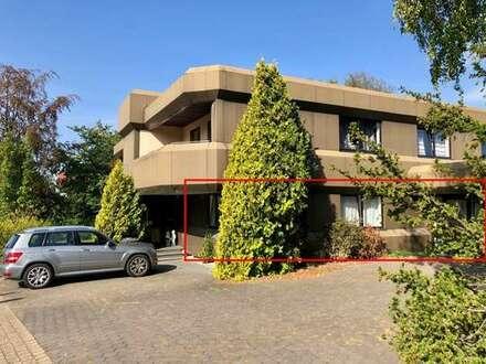 Ebenerdiges Büro mit Atrium - Renoviert und bezugsfrei - in Bielefeld - Altenhagen