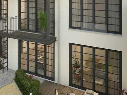 Hochwertige Neubauwohnung mit privatem Zugang nahe der Isar