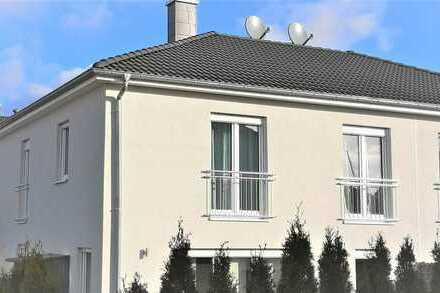 Schöne moderne Toskanastildoppelhaushälfte in ruhiger Lage von Oberreichenbach