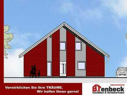 +++Neubau - Einfamilienhaus - in Borken-Burlo! Ruhige Lage, freistehend, modern & hell!+++
