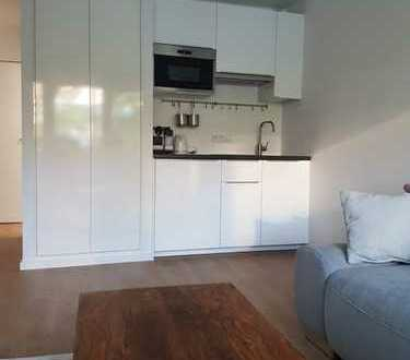 1-Zimmer-Wohnung mit EBK in Schwabing