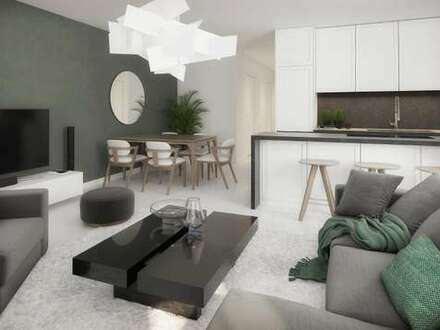 Ruhig und sonnig - 4-Zimmer-Neubauwohnung in Top-Qualität