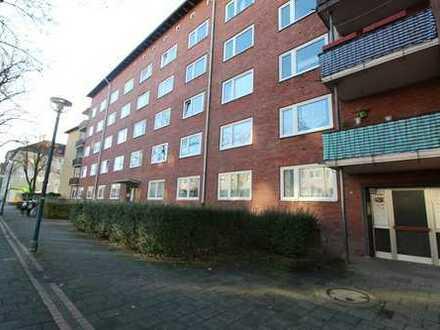 Besichtigung auch Samstag möglich, 2 Zimmer-Wohnung in der Nähe des HBF Bremerhaven