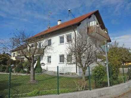 Ansprechende 4-Zimmer-Wohnung mit Balkon in Münsterhausen