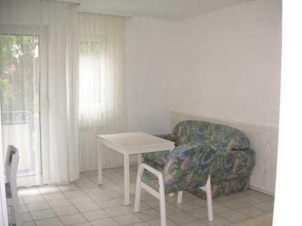 Esslingen-Zell: Möblierte 1-Zimmer-Wohnung