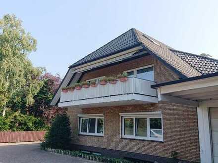 CENTURY 21: Gemütliche 2,5 Zimmer Maisonette Wohnung in Varel - Dangastermoor