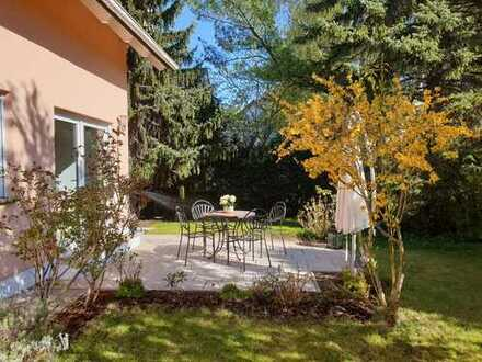 Ihr neues Zuhause in Berlin - ein Gartentraum in der Großstadt !