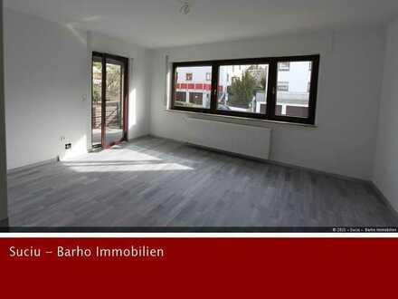 TOP schicke neu renovierte 3 Zimmer Wohnung!