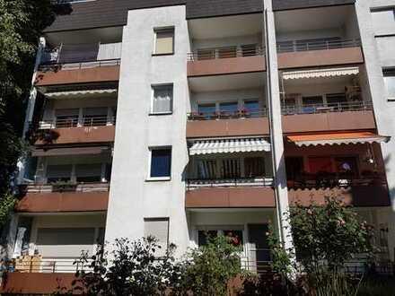 3 Zimmer KDB im Dortmunder Zentrum mit Balkon