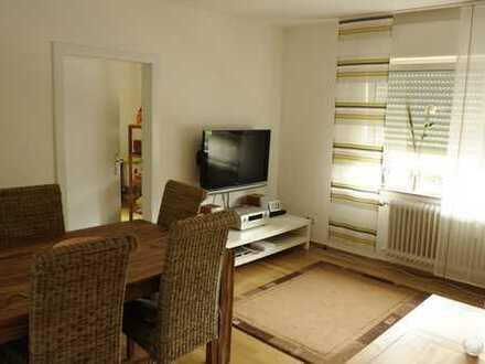 65 m²helle, freundliche Wohnung in gepflegter Umgebung