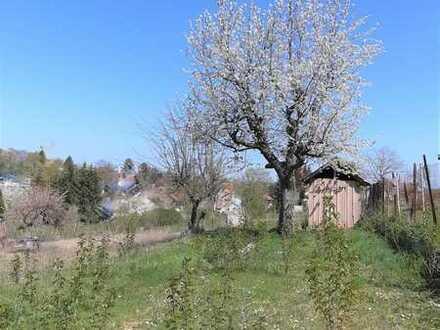 Großes Freizeitgrundstück in Heilbronn zuverkaufen