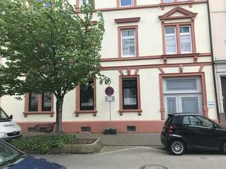 Gewerberäume Erdgeschoss Weststadt.