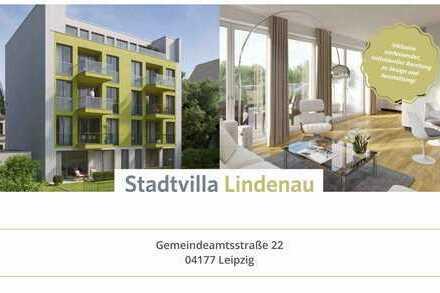 Gemütliches 1-Zimmer-Appartment mit grosszügiger Terrasse in Alt-Lindenau! Hochwertiger Neubau!