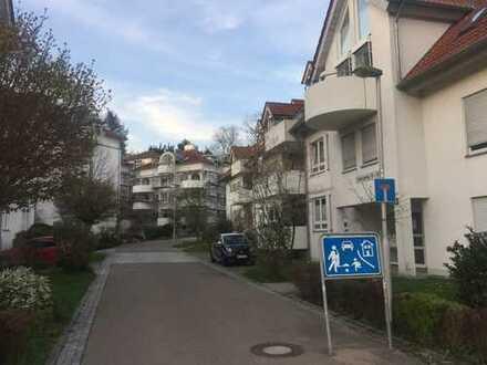 Gepflegte 3-Zimmer-Wohnung mit Balkon und EBK in Backnang