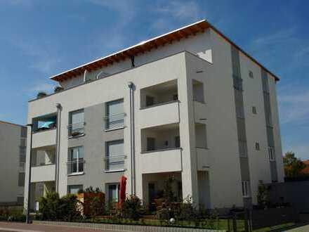 * BURGDORF/WESTSTADT - BARRIEREFREIE ERDGESCHOSSWOHNUNG * - 3-Zimmer-Wohnung mit Terrasse u. Garten