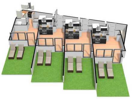 *** Superschöne Neubau Apartments mit Balkon oder Terrassen und wunderschönem Ausblick ***