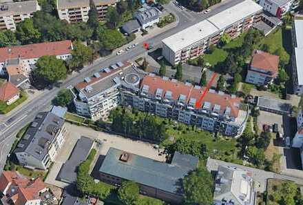 Erlangen - Sieglitzhof - 2 Zimmer Wohnung mit Balkon in bester Lage - **
